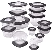 28-Piece Rubbermaid Premier Food Storage Containers Set