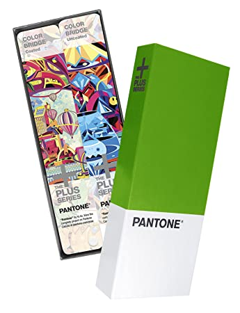 pantone gp5102 plus series color bridge guide set - Pantone Color Manager