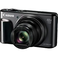 "Canon PowerShot SX720 HS - Cámara Digital compacta DE 20.3 MP (Pantalla de 3"", Zoom óptico 40x, estabilizador, Video Full HD, WiFi), Negro"