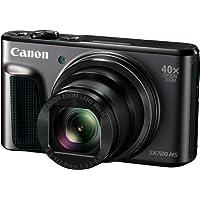 Canon Powershot SX720 HS Fotocamera Compatta Digitale 20,3 Megapixel, Nero