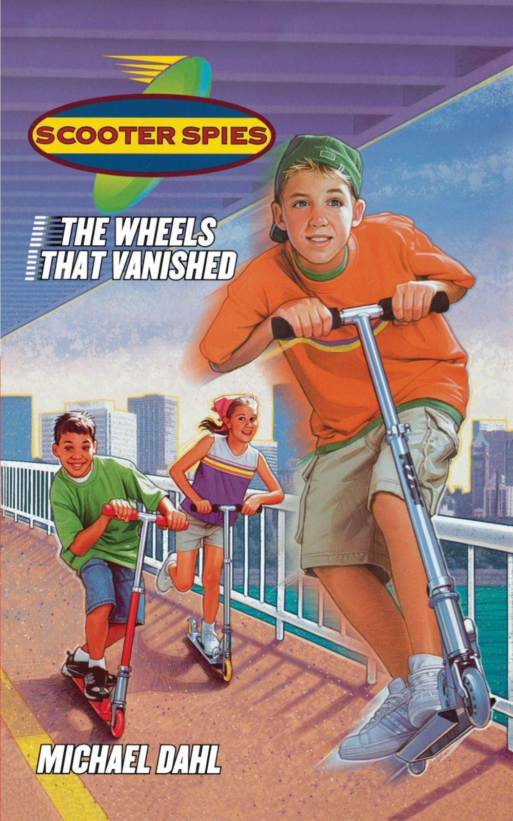 The Wheels That Vanished (Scooter Spies) PDF