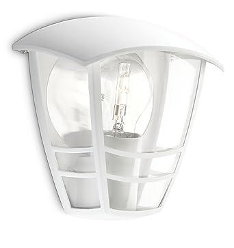 luminaire exterieur blanc