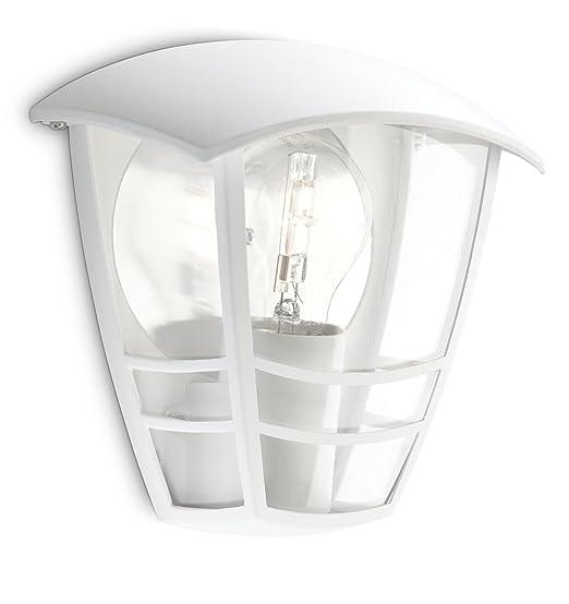 173 opinioni per Philips Creek Lampada da Parete da Esterno, Lanterna Luce Diffusa, Alluminio,