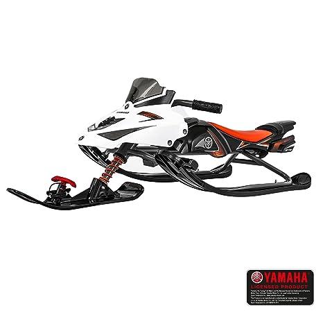 Yamaha FX Nytro Slittino con freno e volante per bambini Ski Bob ... 3583dacf02c3