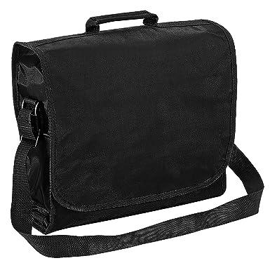 Amazon.com: Quadra Plain Record / Messenger Bag (9 Liters) (One ...