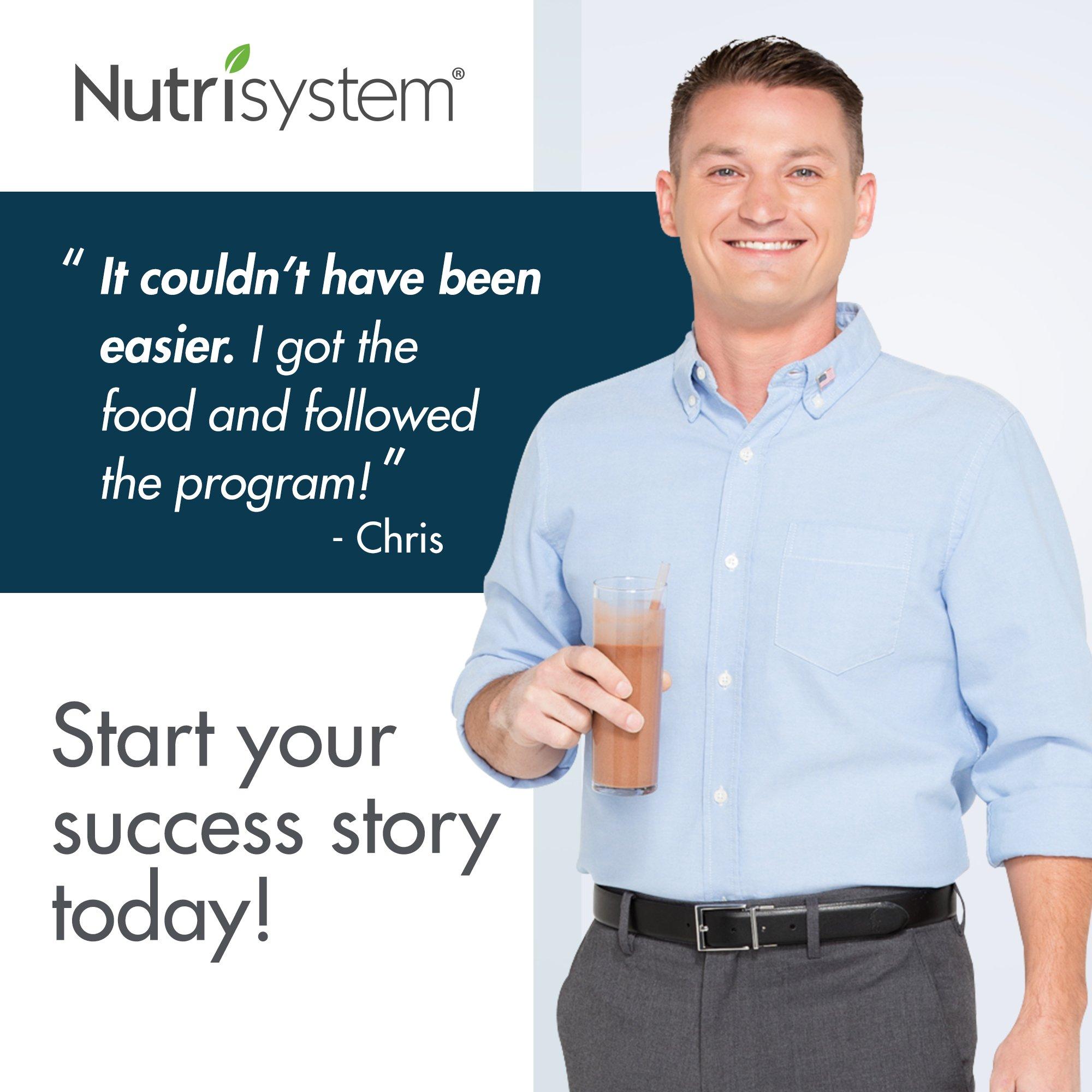 Nutrisystem Morning Mindset Cinnamon Raisin Baked Bars, 24 ct