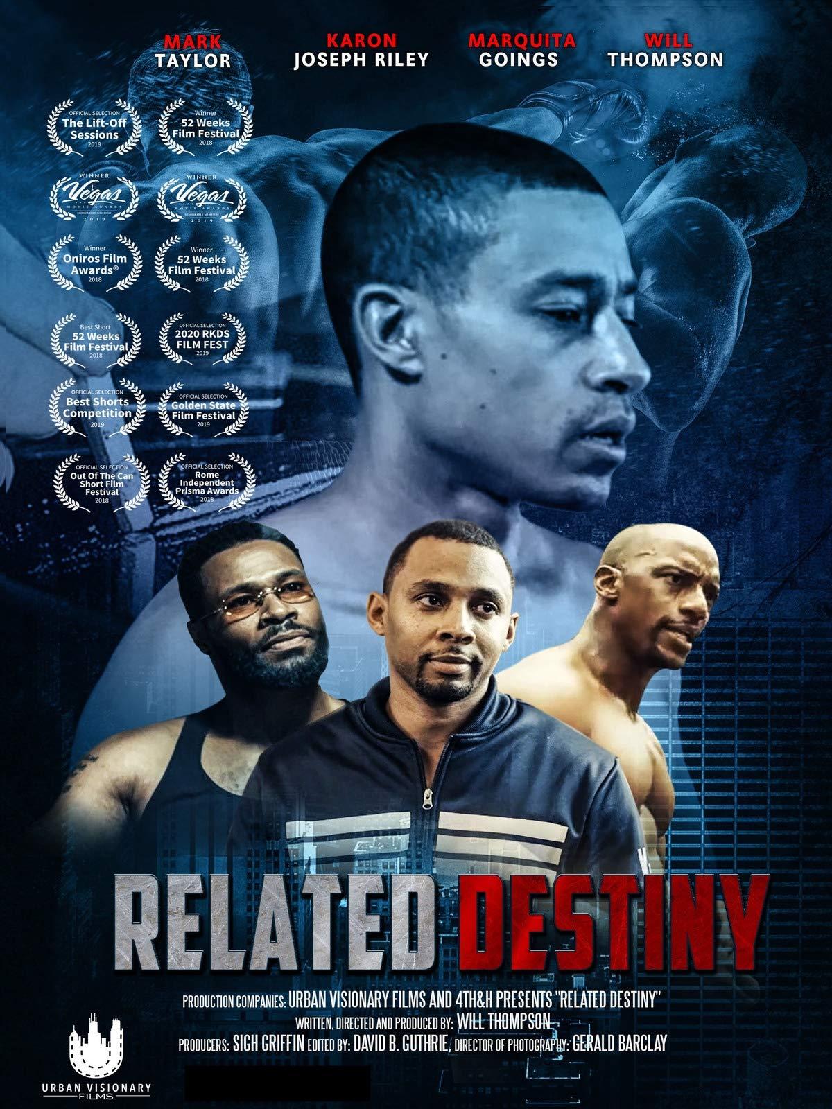 Related Destiny on Amazon Prime Video UK
