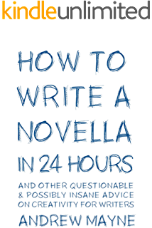 how to write a novella in a week