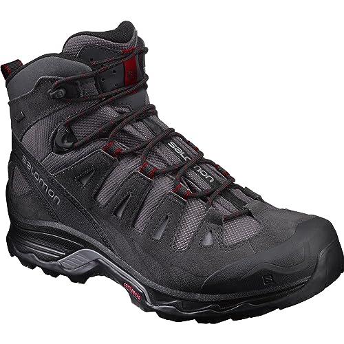 Salomon Discovery Gtx Men's Walking Boots Grey COMUK:3312
