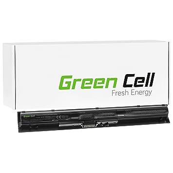 Green Cell® Standard Serie Batería para HP Pavilion 15-AK003NS Ordenador (4 Celdas 2200mAh 14.8V Negro): Amazon.es: Electrónica