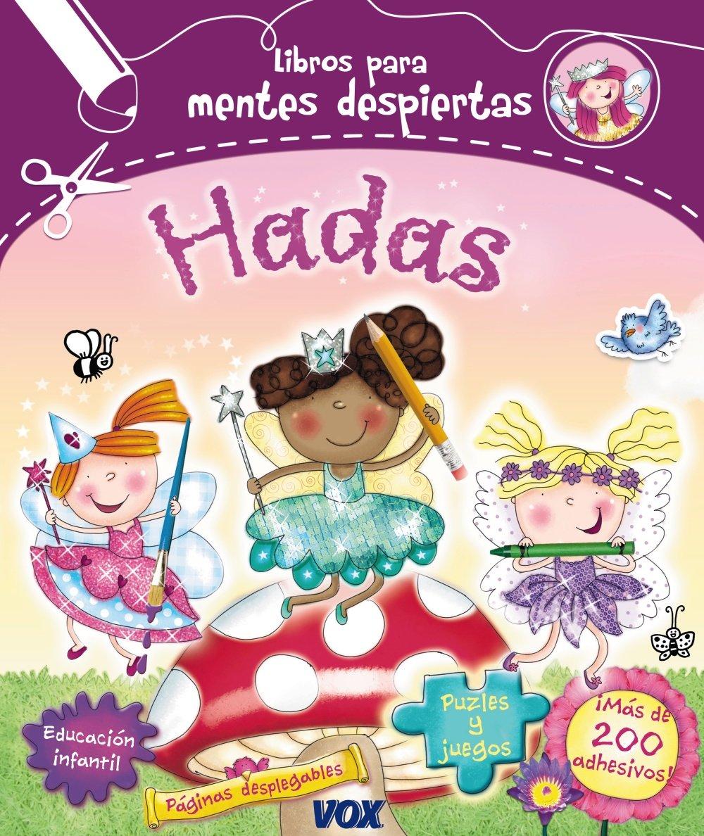 Hadas Vox - Infantil / Juvenil - Castellano - A Partir De 5 ...