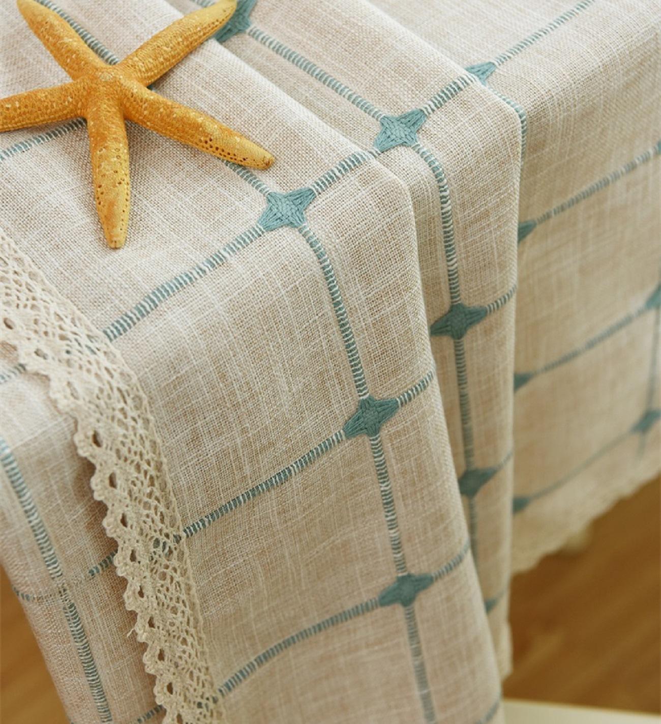GAOJIAN Elegante Jacquard-Spitze-Tischdecke für Hochzeits-Partei-Hauptrundtisch-Leinen-Tuch-Abdeckungs-Textildekoration-Tücher , 6060 , b B074L35Y8F TischdeckenSpaß | Bekannt für seine schöne Qualität