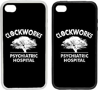 WTF | Clockworks hôpital Psychiatrique | à clipser téléphone Coque) |