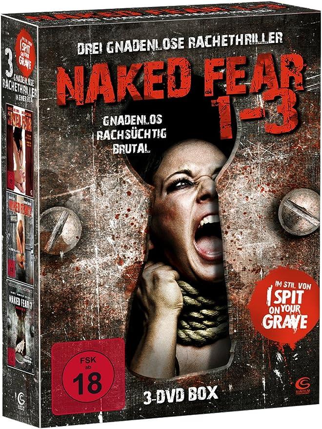 Naked Fear 1-3 [Import]: Amazon.fr: Danielle de Luca: DVD