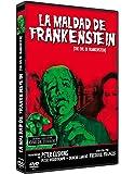 La Maldad de Frankenstein DVD 1964 The Evil of Frankenstein
