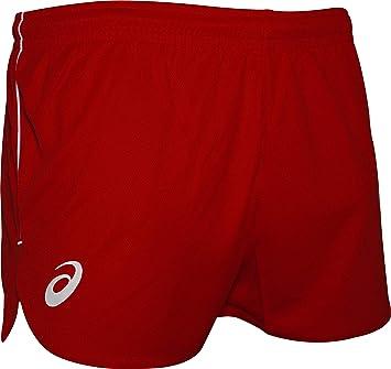 Running Short Rouge Short Rouge Homme Running LqpSjGzVUM