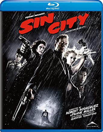 Sin City [USA] [Blu-ray]: Amazon.es: Cine y Series TV