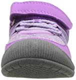 OshKosh B'Gosh Girls' Nova Sneaker, Purple, 7 M