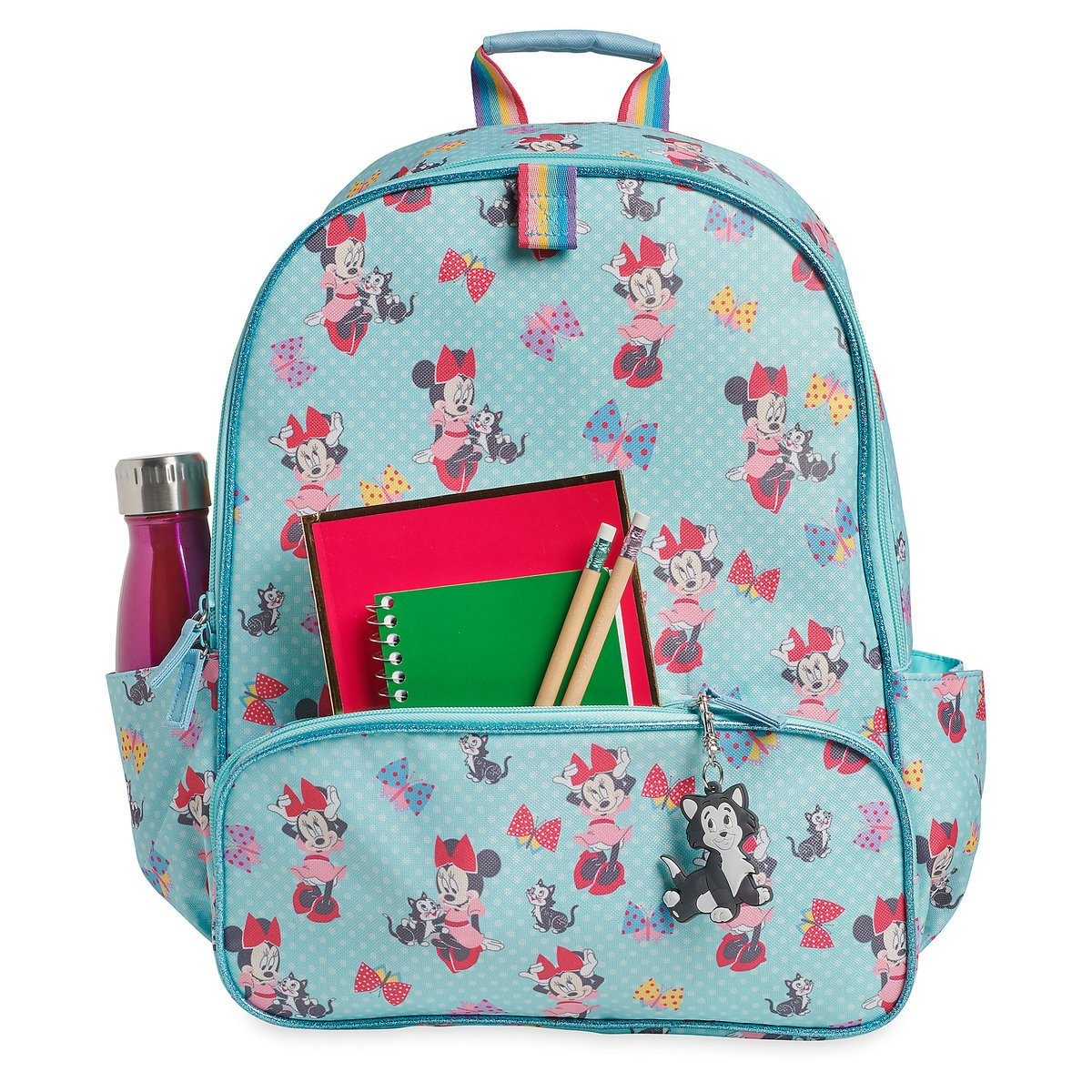 423b0c5a1 Disney Minnie Mouse Backpack for Kids - Pink 427255770968: Amazon.com.au:  Fashion