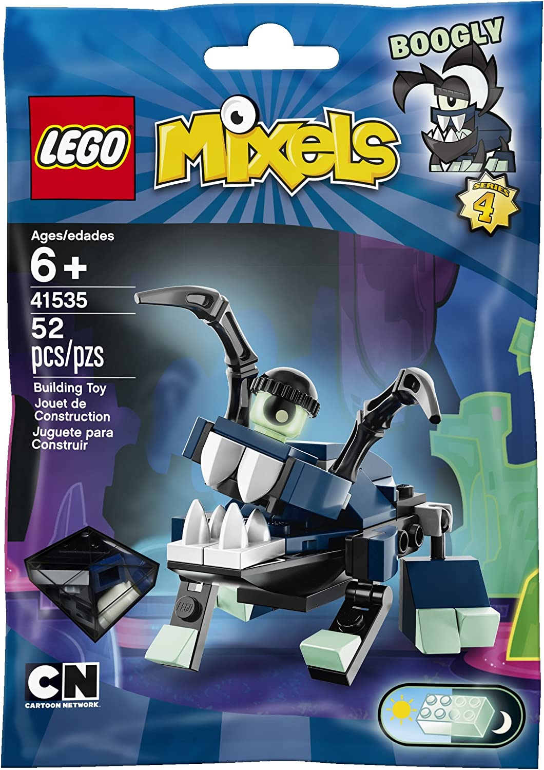 LEGO Mixels 41535 Boogly Building Kit