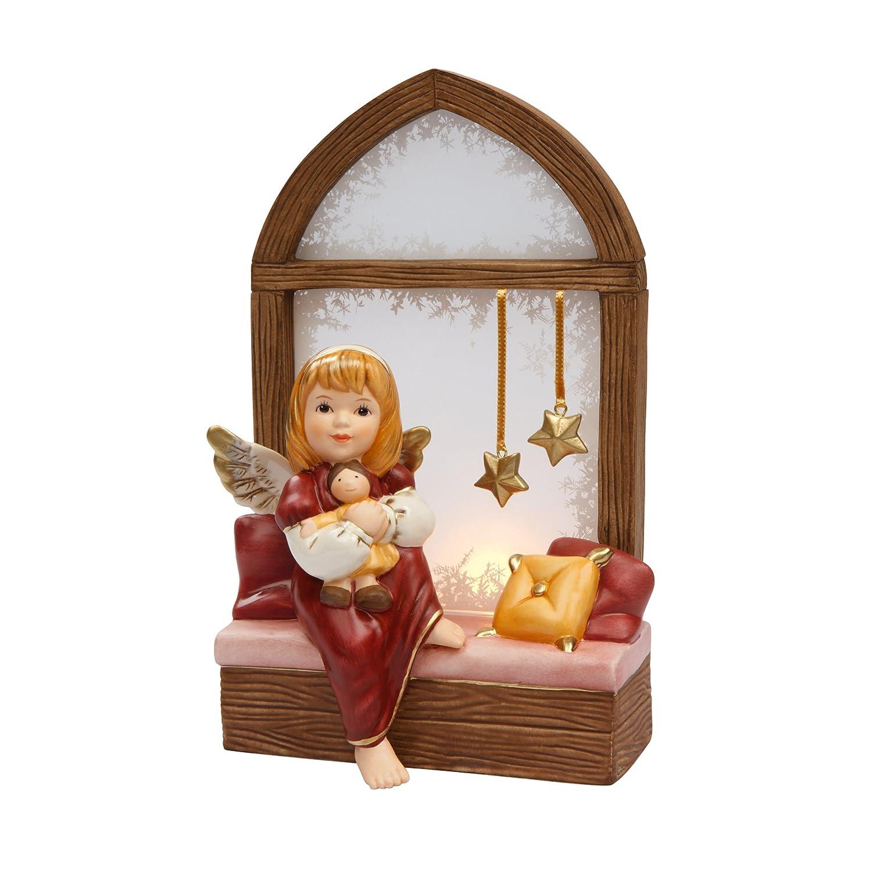 Goebel Der Nikolaus war da ANGEBOT Nina /& Marco Figur Weihnachten Neu