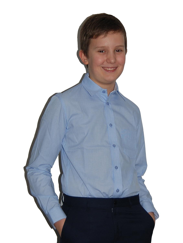 Helgas Modewelt Niños Camisa para Traje de Comunión ...