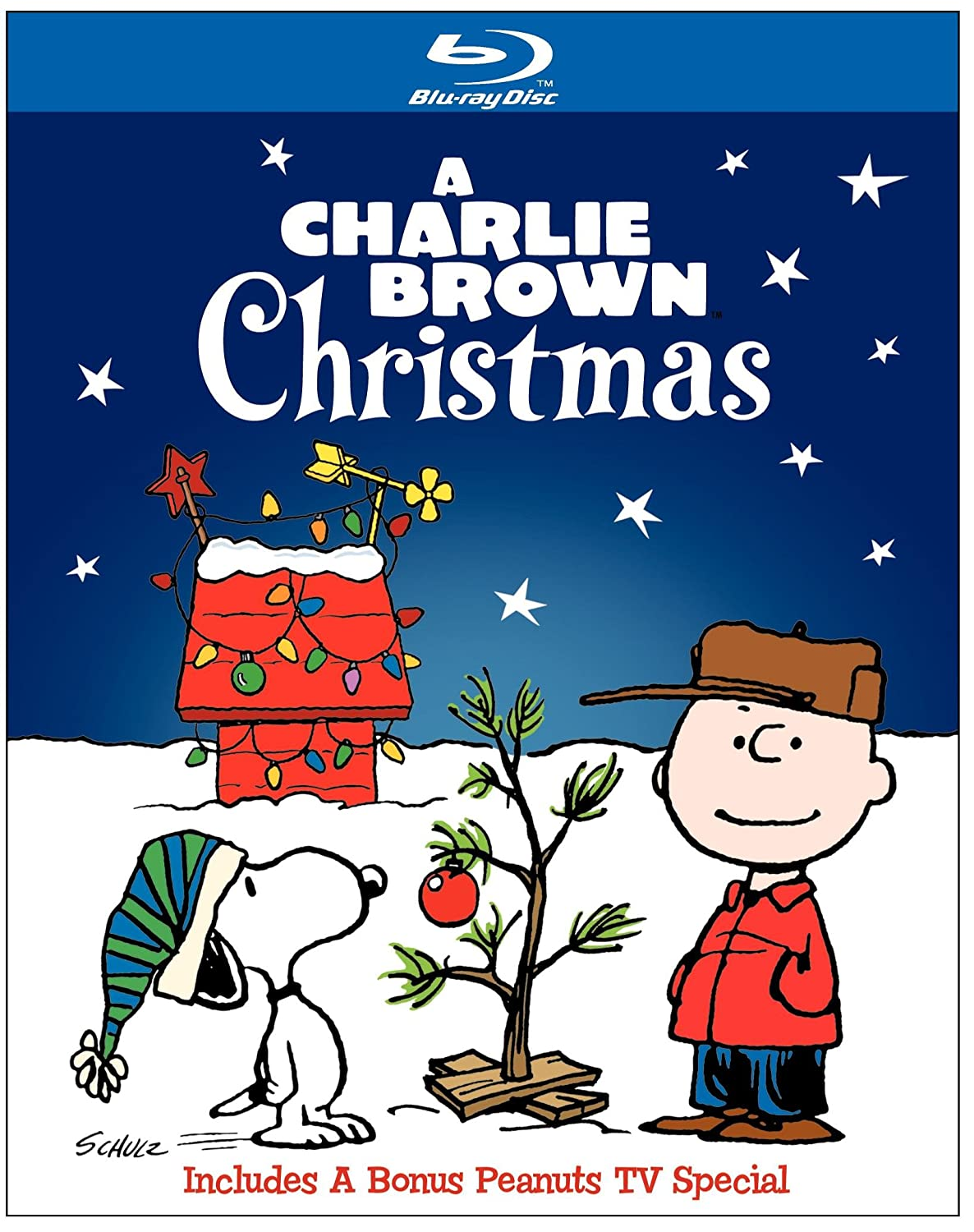 Amazon.com: A Charlie Brown Christmas (Blu-Ray): Various: Movies & TV