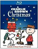 Peanuts a Charlie Brown Christmas [Blu-ray]