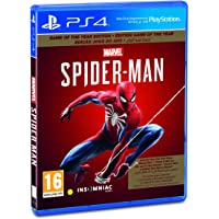 Marvel's Spider-Man: Game of The Year Edition - PlayStation 4 (PS4)