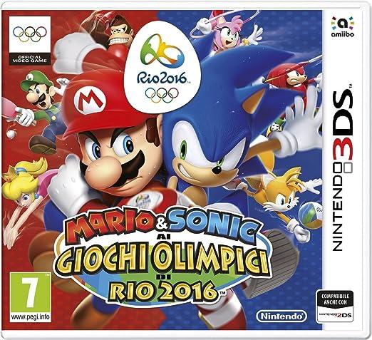 28 opinioni per Mario & Sonic ai Giochi Olimpici di Rio 2016- Nintendo 3DS