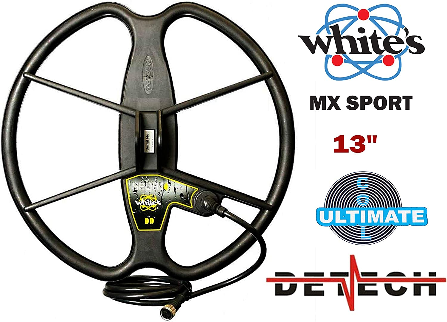 Detector de metales MX Sport de Whites: Amazon.es: Jardín