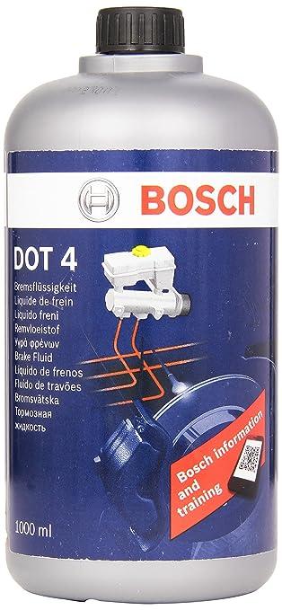 35 opinioni per BOSCH 1987479002 Liquido Freni Dot 4 Flacone da 1 Litro