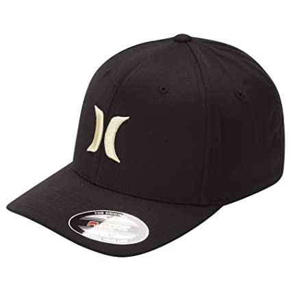 Hurley One&Only Gorra, Hombre, Negro (Citron Tint), ...