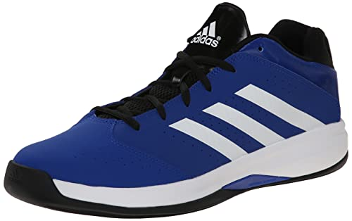 more photos d4f6f d6e91 ... cheap adidas performance mens isolation 2 low basketball shoecollegiate  royal white black 57158 c506a