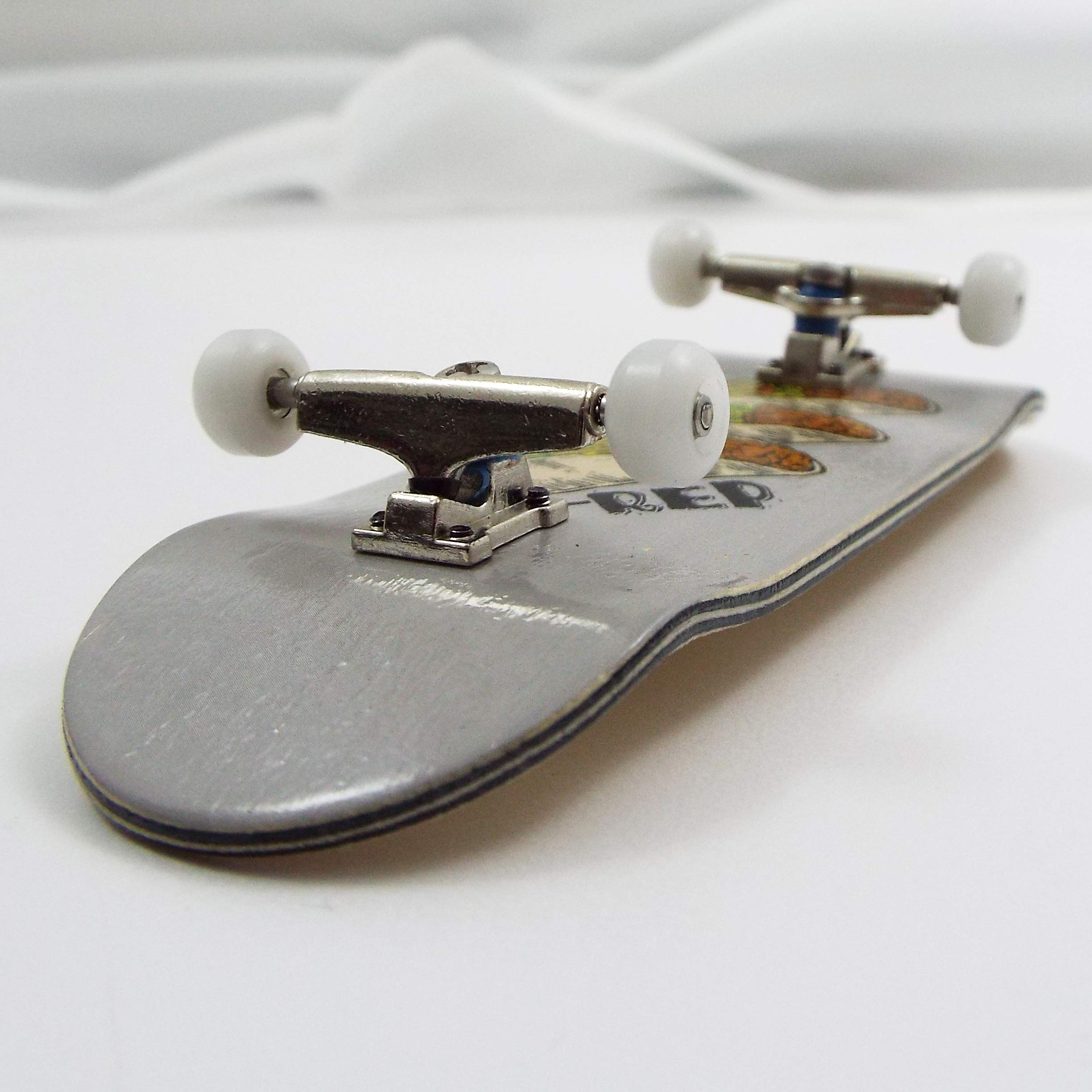 P-REP BKF Tuned Complete Wooden Fingerboard 34mm x 98mm - Tres Taco by P-REP (Image #2)