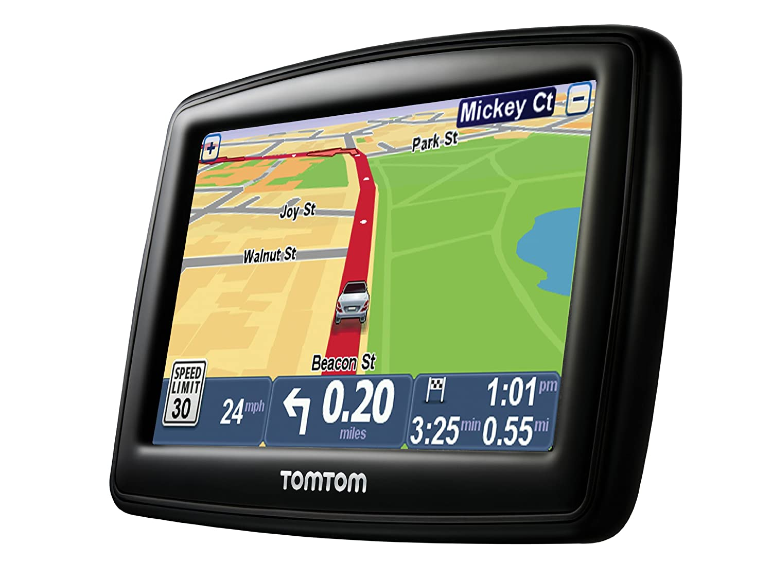 Amazon com tomtom start 45m 4 3 inch gps navigator with lifetime maps and roadside assistance cell phones accessories