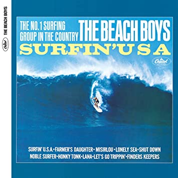 The Beach Boys - Surfin USA (Mono & Stereo Remasters ...