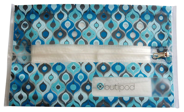 Buti-pods Wipes Case Clear v5.0