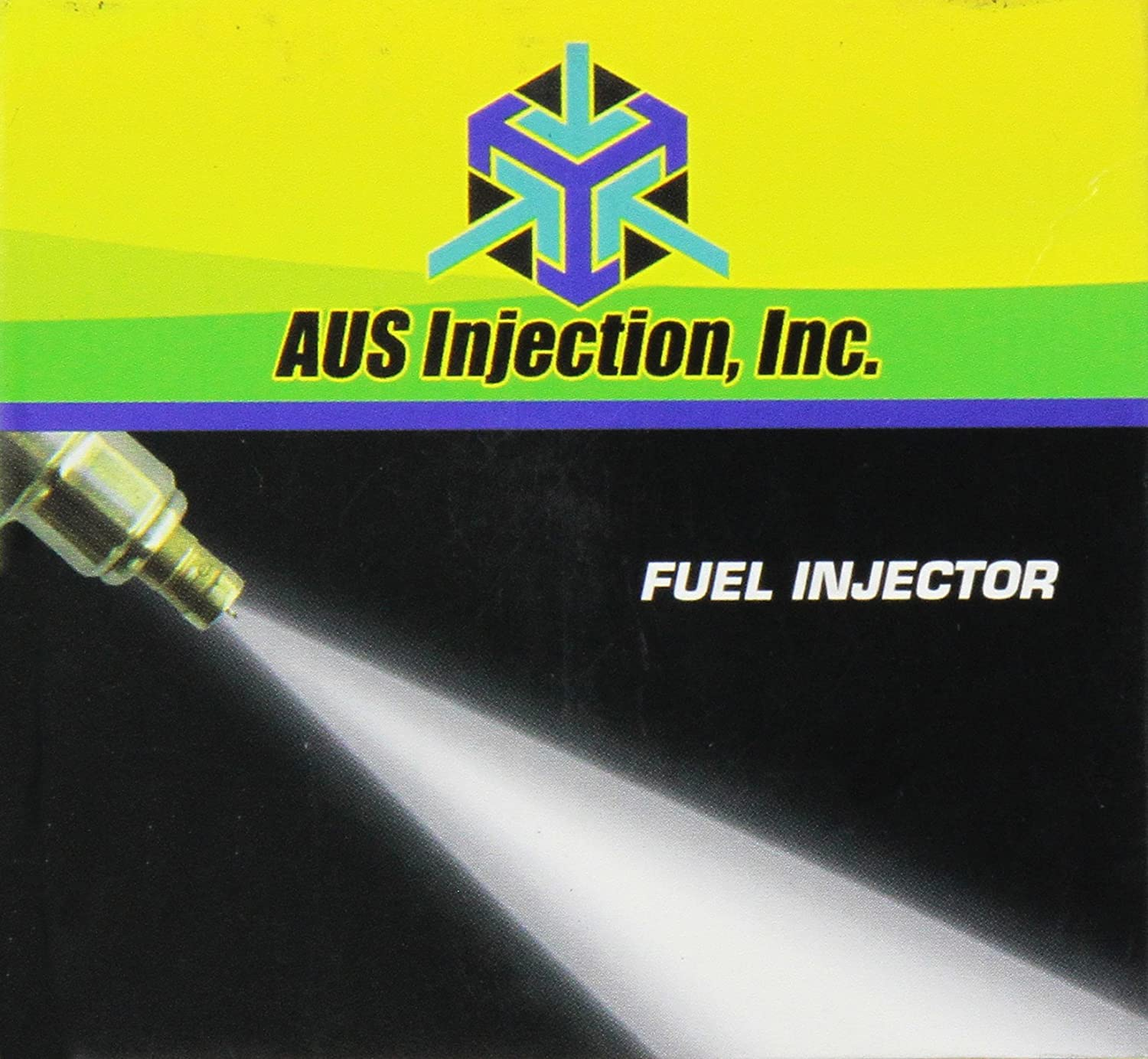 AUS Injection MP-10010 Remanufactured Fuel Injector 2004-2006 Chevrolet//GMC With 8.1L V8 Engine MP10010