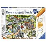 Ravensburger 00554 Tiptoi Puzzel - Entdecken, Erleben: Im Einsatz
