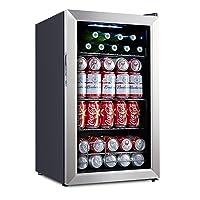 Kalamera KRC-70BV Black Beverage Refrigerator