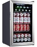 Kalamera 93 Can Compressor Beverage Refrigerator - Beer Cooler