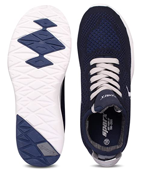 5d86a554f3a Sparx Men s Mesh Running Shoes  Buy Online at Low Prices in India -  Amazon.in