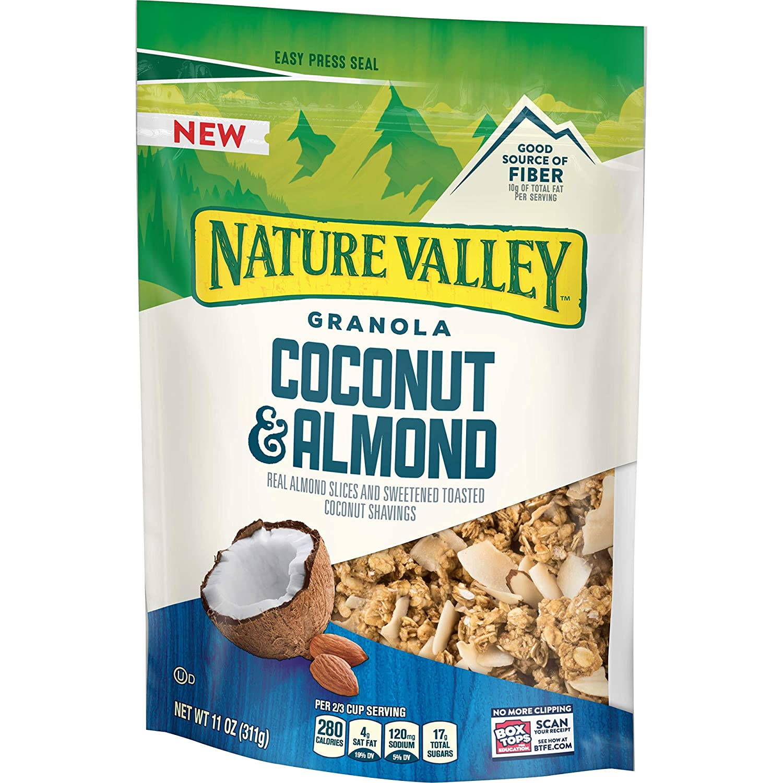 Nature Valley Coconut & Almond Granola, 11 Oz