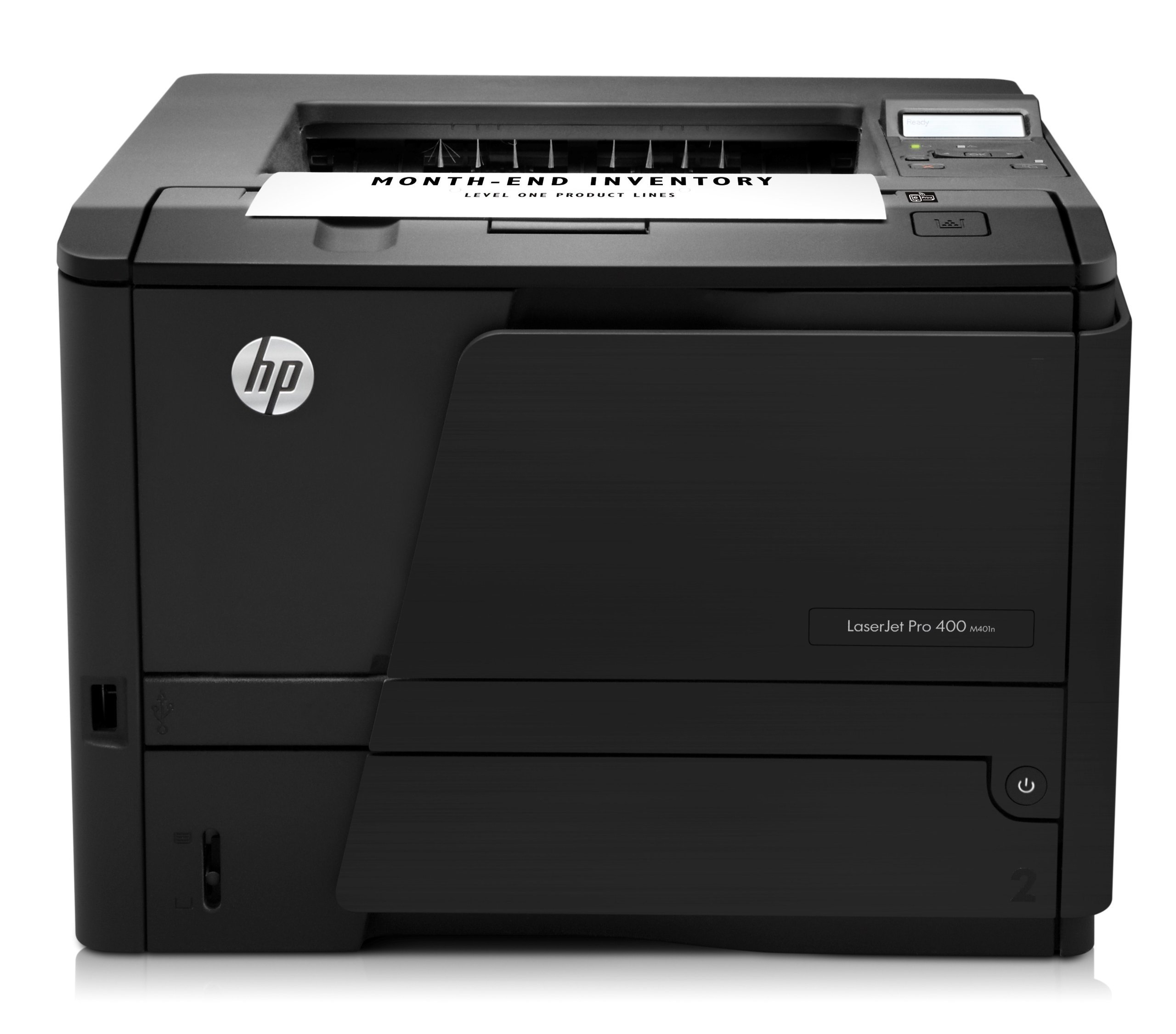 HP LaserJet Pro 400 M401n Monochrome Printer (CZ195A) (Certified Refurbished) by HP