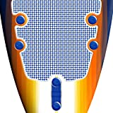 Wavestorm 8' Surfboard, Sunburst Graphic