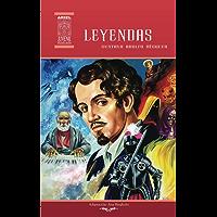 Leyendas (Ilustrado): Maese Pérez el organista, El miserere, La cruz del diablo, El monte de las ánimas y El beso (Ariel Juvenil Ilustrada nº 44)