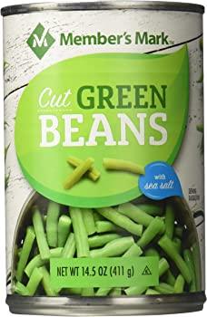 12-Piece Member's Mark Cut Green Beans