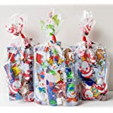 20 X Christmas Xmas Unisex Pre Filled Party Bags Stocking