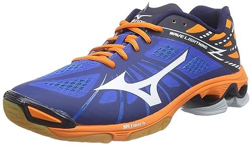 Mizuno Wave Lightning Z - Zapatillas Hombre: Amazon.es: Zapatos y complementos